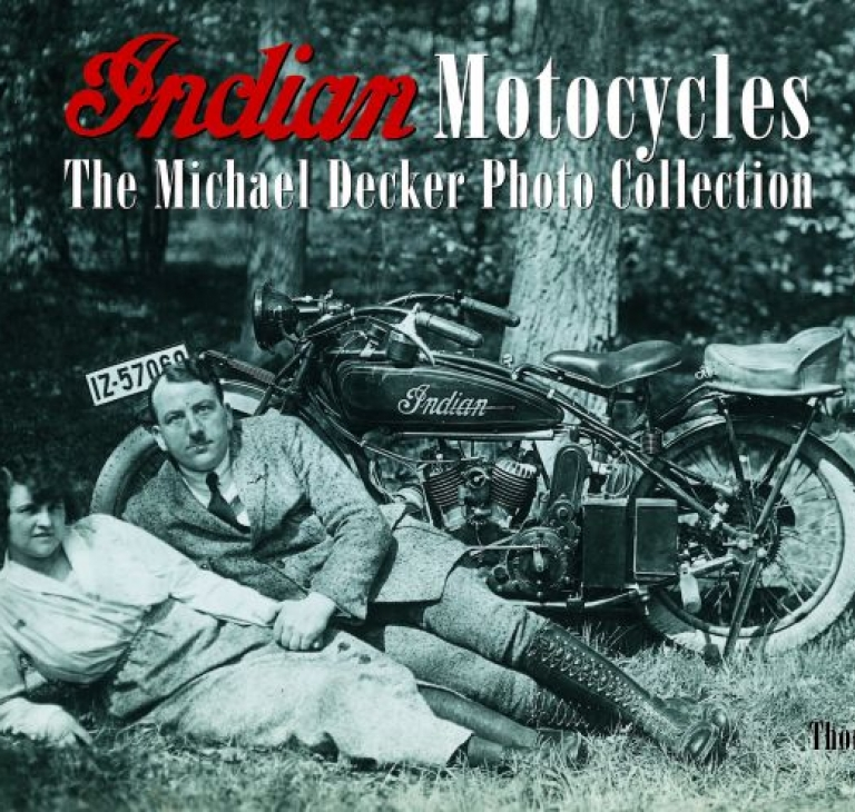 Indian Motocycles - een tilbage